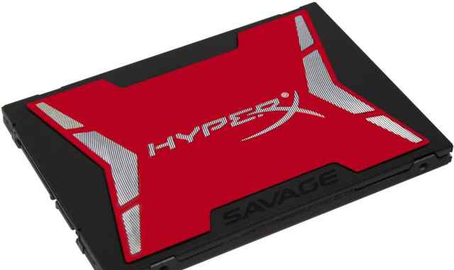 Kingston HyperX Savage 960гб SSD SATA 3