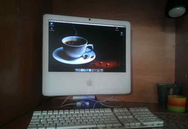 Моноблок apple iMac G5