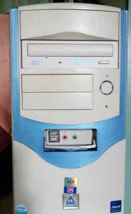 Системеый блок Pentium 4 3.2GHz, 2GB, 200GB HDD