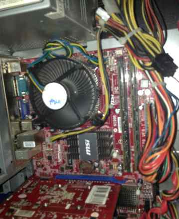Intel core 2 quad 4 ядра