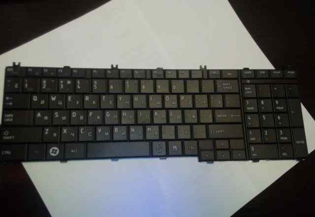 Клавиатура для ноутбукаToshiba Satellite C650 L650
