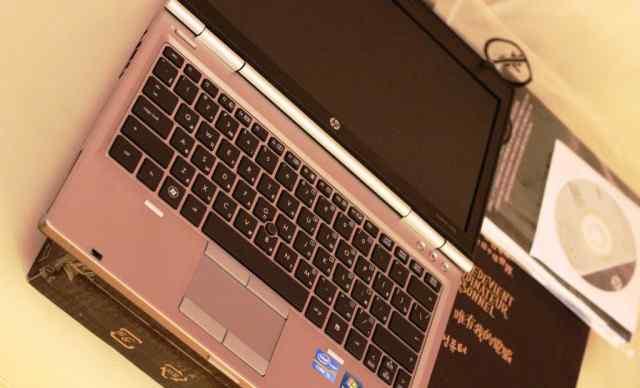 HP EliteBook 2560P, i5 2540, ssd intel 160gb