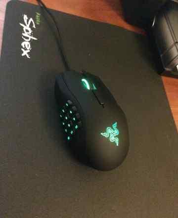 Игровая мышь Razer Naga 2014