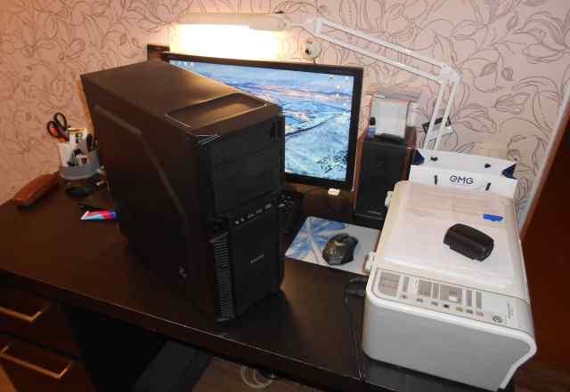 Компьютер AMD Phenom 3Ггц 4х ядерный