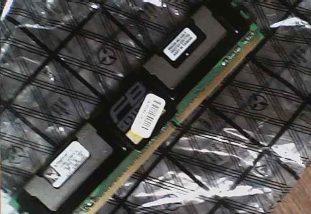 Cерверная память 1Gb PC2-5300F