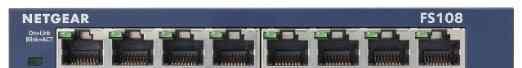 Netgear prosafe FS108NA 8-Port Fast Ethernet Switc