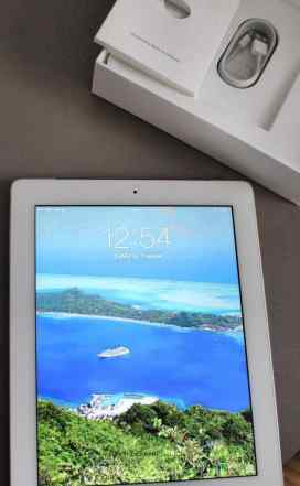 iPad 4 (Retina) 32 GB+ Cellular