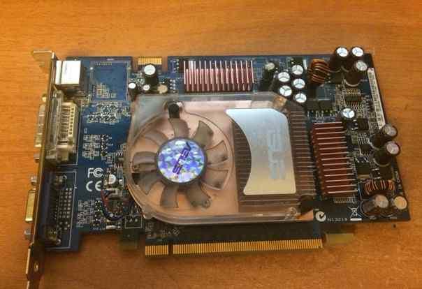 Asus EN 6600GT 256Mb
