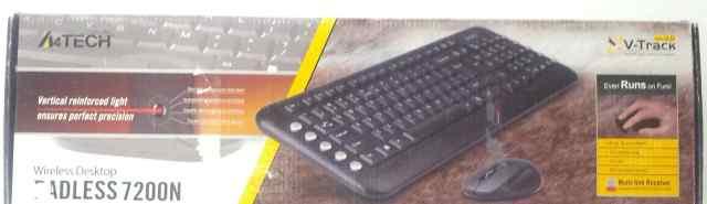Беспроводной комплект A4tech 7200N