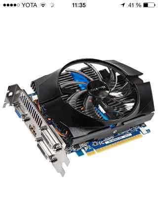 Gygabyte geforce gtx 650