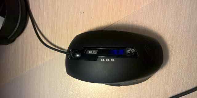 Игровая мышь asus gx850