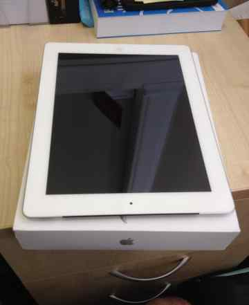 iPad 4 Wifi Cellular 64GB White