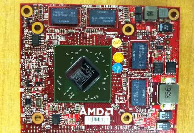 Видеокарта ATI Mobility Radeon HD 4650 MXM Type A