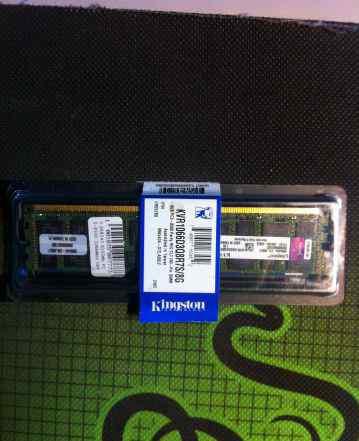 Память серверная Kingston DDR3 8гб