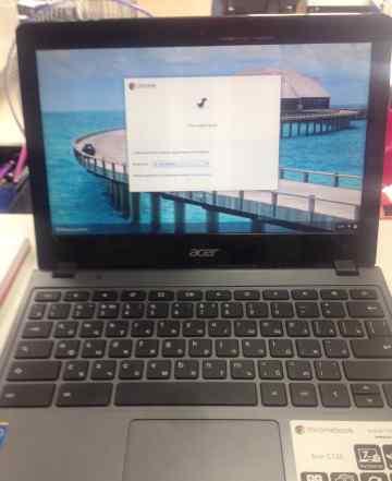 Acer Aspire C720 Chromebook