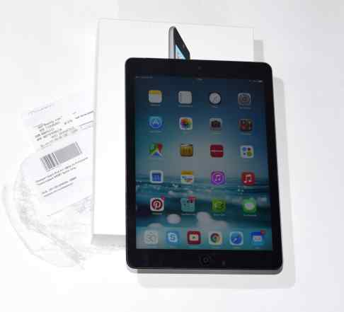 iPad Air 128Gb Wi-Fi Cellular LTE Space Gray (рст)