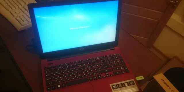 Ноутбук Acer e5 новый в коробке