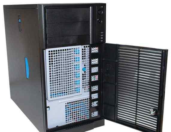 Сервер intel 2xХeon E5205 1.8