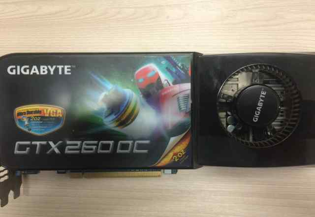 Gigabyte GeForce GTX 260
