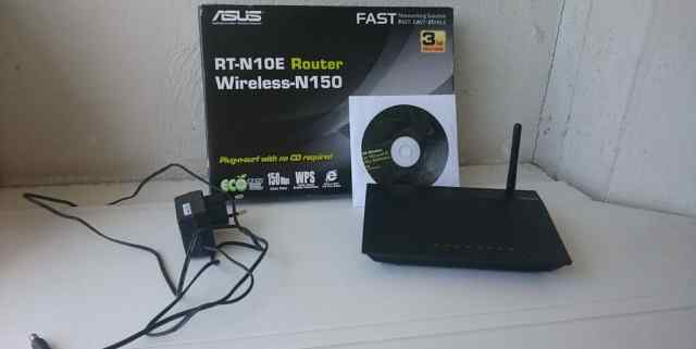 Asus RTN10E Router Wireless-N150