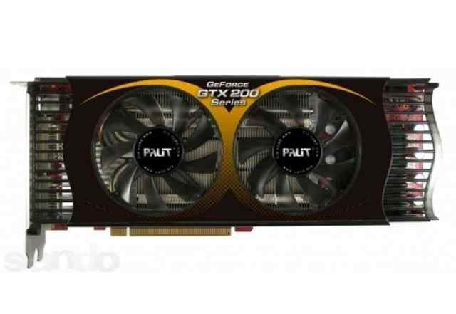 Palit GeForce GTX260-216SP Sonic 896Mb PCI-E