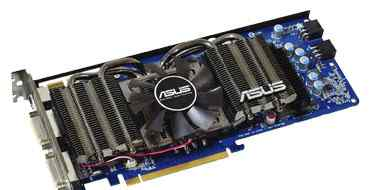 Asus GeForce 9800 GTX+