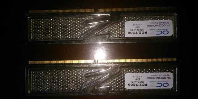 Оперативная память DDR-2 OCZ 7200