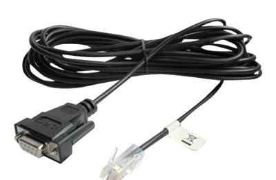 APC serial cable - 15 ft