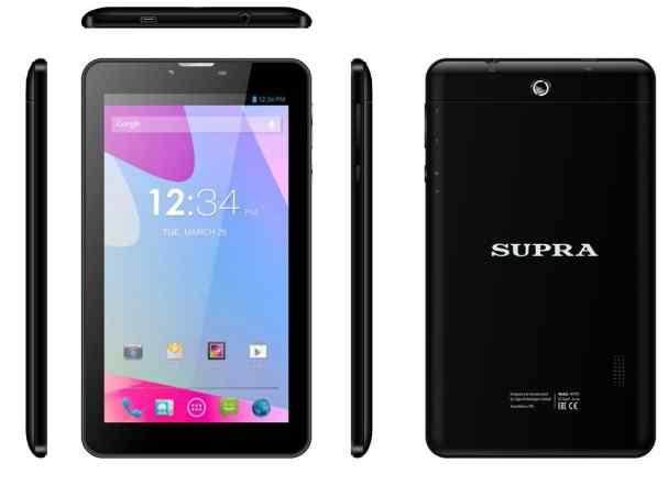 Два планшета supra