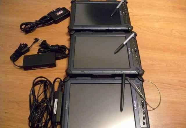 Защищенный планшетный компьютер xplore