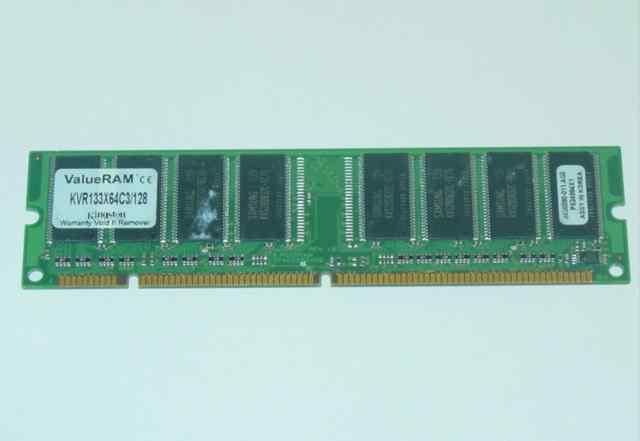 Kingston sdram 128Mb PC133