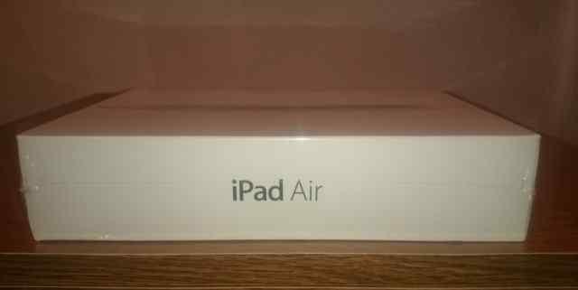 iPad Air, 16Gb, WiFi, новый, запечатанная коробка