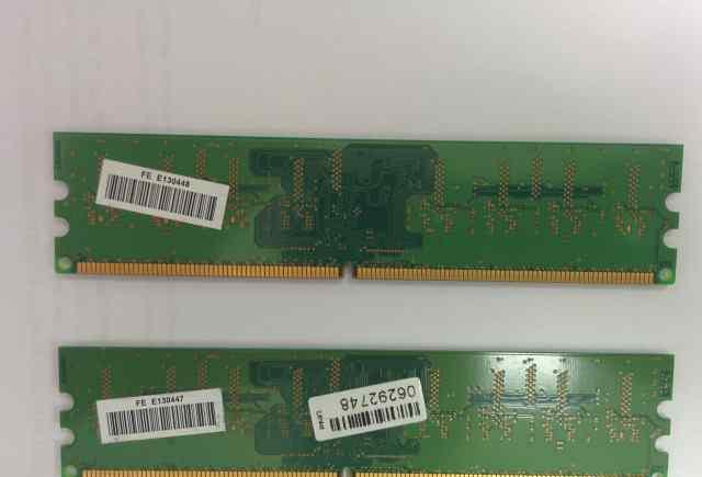 Hynix 2GB Dual CH DDR2
