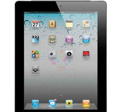 iPad 2 16 GB wifi black