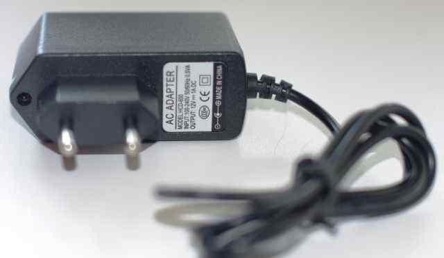 Сетевой адаптер питания DC 220В/12В, 1А