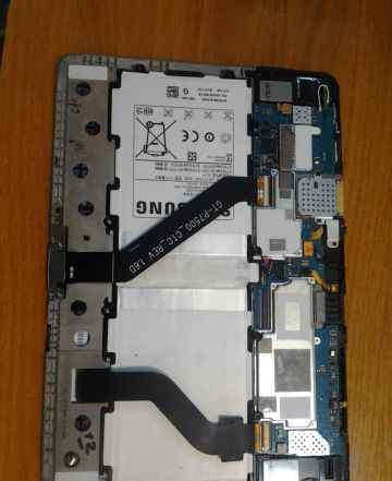 Samsung galaxy tab 10.1 p7500 3g запчасти