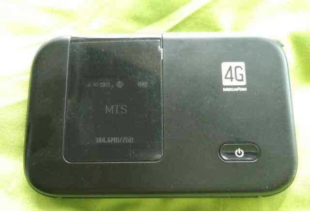 Мобильный роутер 4G/LTE Huawei E5372-все операторы