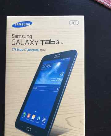 Новый Samsung Galaxy Tab 3 light (7.0) 3G