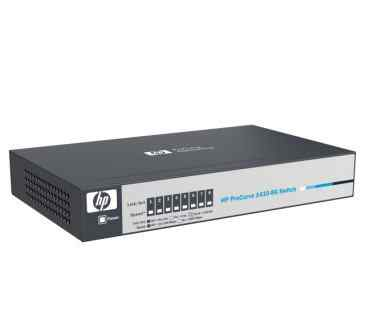 Коммутатор hp 1410-8g switch
