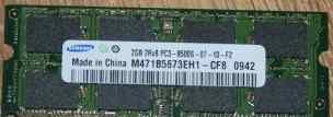модуль памяти DDR3 sodimm