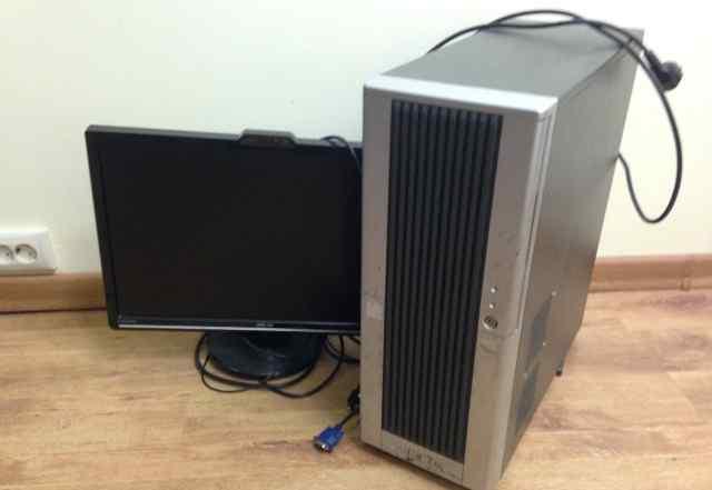 Компьютер (i5 750/ DDR3 4gb / ATI HD 5850)