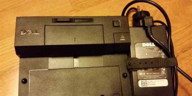 Док-станция PR03X для ноутбуков Dell с блоком пита