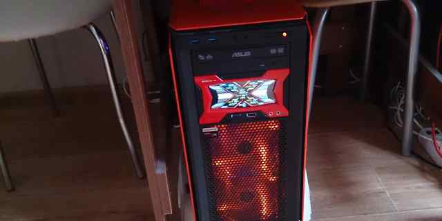 Игровой компьютер с wifi