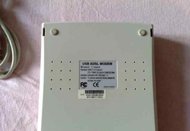 USB adsl modem Annex A Aus. Linx