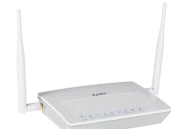Adsl WiFi роутер Zyxel P660HN EE