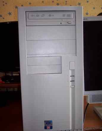 Intel Pentium 4 2.53GHz/1GB DDR/HDD SATA 120GB