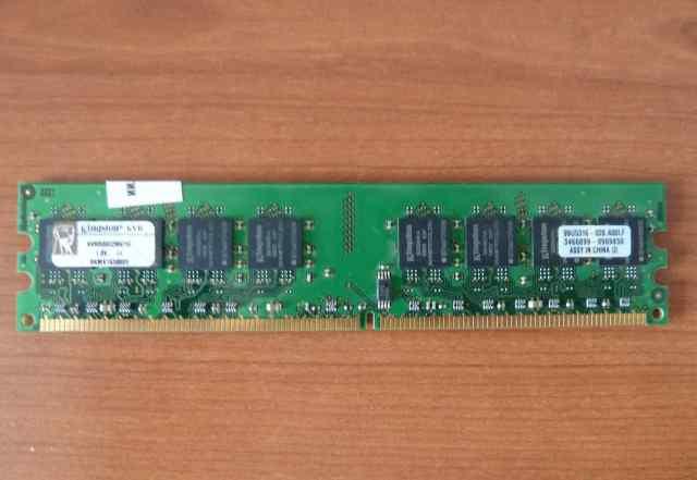 DDR2 800мгц 1Gb 6400 Мб/с -1шт