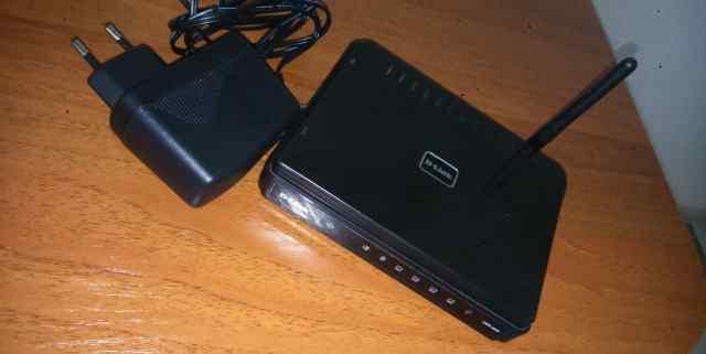 Wi fi router D link DIR 320