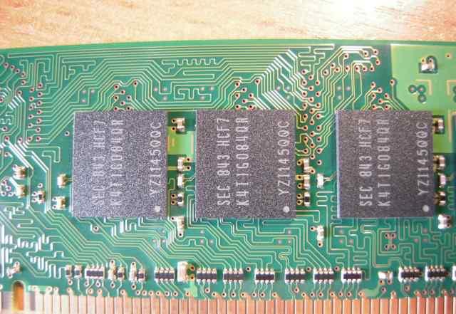 Модули оперативной памяти DDR2 240pin 800 MH 1GBx2
