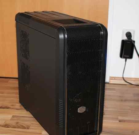 Тихий мощный комп i7 2600k + GTX 970